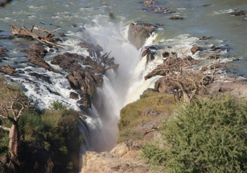 Epupa Falls Cover
